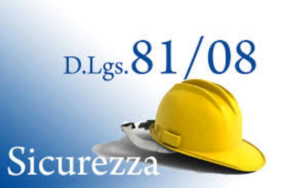 FORMAZIONE/INFORMAZIONE SICUREZZA DLS.81/08- CIRC. N.84
